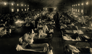 Pandemier i de sidste 200 år