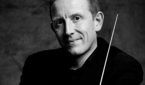 Duen & dirigent Morten Ryelund, so