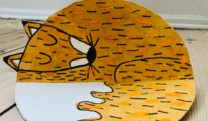 KreaWorkshop: Rævestreger