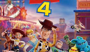 Toy Story 4 - Dansk tale - 2D