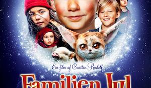 Familien Jul og Nissehotellet