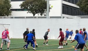 Motionsfodbold for voksne mænd i Frederiksværk