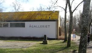 Udstilling i Ågalleriet med billedkunstner Finn Richsrdt