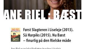 Ane Riel: Bæst