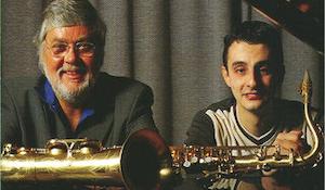 Aflyst! Jazz koncert med Jesper Thilo og Olivier Antunes