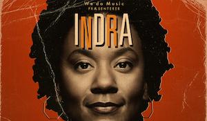 Indra kommer til byen
