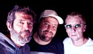 Niclas Knudsen Trio Feat: Anders Christensen og Kresten Osgood