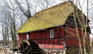 Mølleriet i Danmark