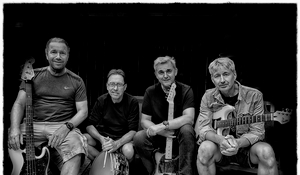 Musik i gårdhaven- Skar's Blues Band