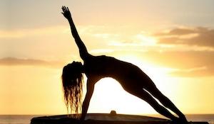Sommer Yoga- Liseleje Strand