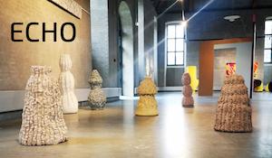 ECHO - syv kunstnere undersøger deres kunstneriske baggrund