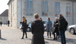 Tirsdagsbyvandringer - Kunst og arkitektur i Frederiksværk