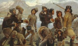 Særudstilling - Grev Moltke - Polarmaleren