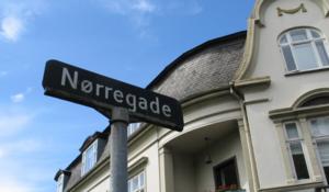 Tirsdagsbyvandring - Gadenavne fortæller historier