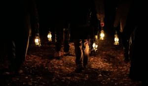 Halloween Hunt på Godset